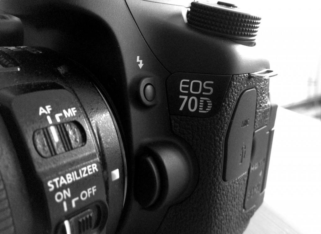 Canon 70D Movie AF