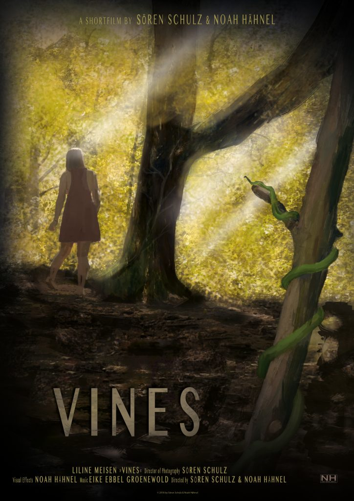 VINES FIlm Poster