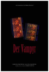 """Poster """"DER VAMPYR"""""""