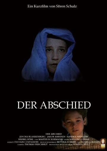 """Poster """"Der Abschied"""""""
