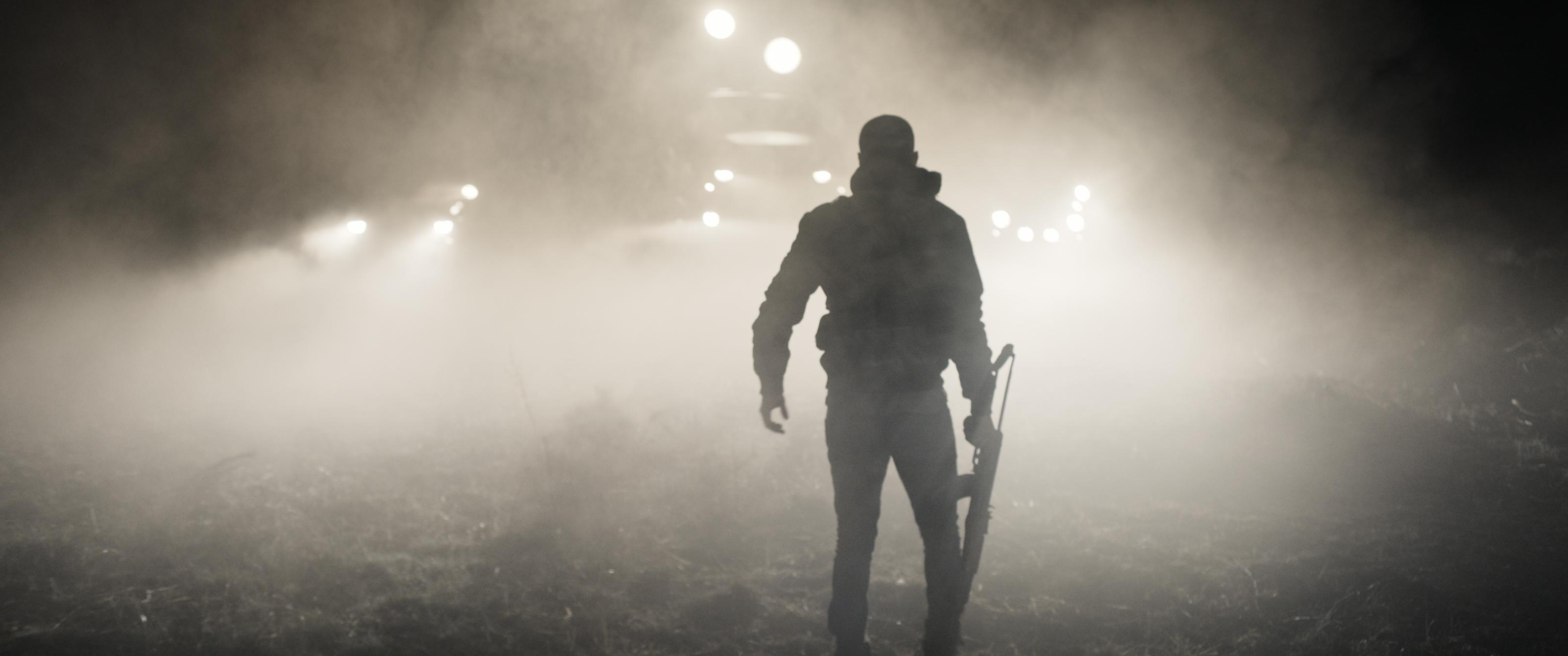 """Still from the film """"The Accidental Rebel"""" (""""Nur ein Augenblick""""). Director: Randa Chahoud, Cinematographer: Sören Schulz"""