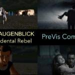 "PreVis for ""Nur ein Augenblick"" / ""The Accidental Rebel"""